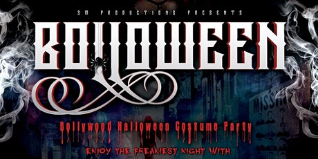 Bolloween - Bollywood Halloween Party on Sat. Oct, 30th at Wonder in SF tickets