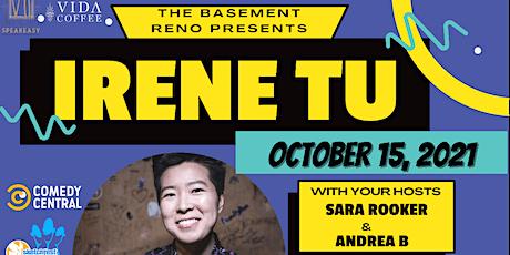The Basement Comedy Night I with IRENE TU! tickets