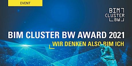 BIM Cluster Award 2021 - Wagenhallen Stuttgart Tickets