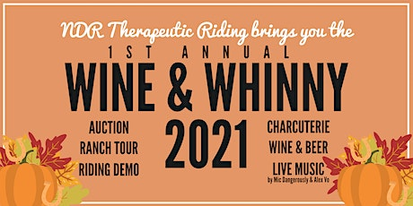 Wine & Whinny 2021 tickets