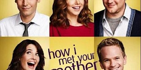 Soirée Quizz - Spécial How I Met Your Mother - Mardi 26 octobre - 20h billets
