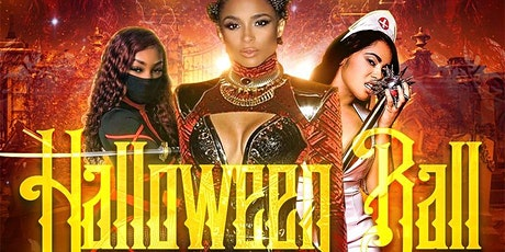 HALLOWEEN BALL |  $500 Cash Contest |  Day Party & After Party tickets