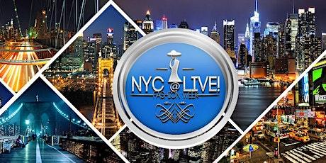 """NYC Live! @ Fashion Week"" Fall/Winter 2022 Fashion Showcase (Season 13) tickets"