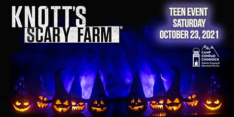 Knott's Scary Farm | Teen Event tickets