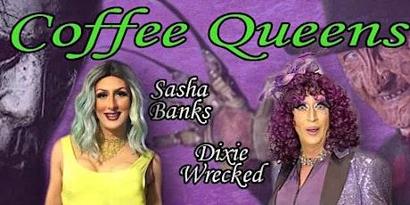 Coffee Queens Halloween tickets