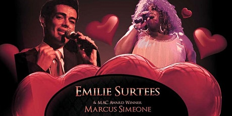 Emilie Surtees and Marcus Simeone, The Timeless Duets Tribute Show tickets