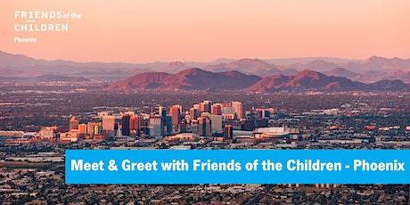 Meet & Greet with Friends of the Children - Phoenix tickets