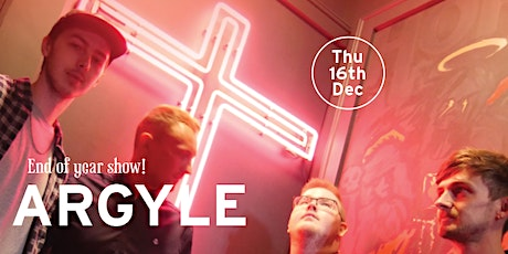 Argyle + Support (Live at Ramsgate Music Hall) tickets