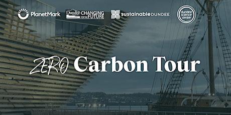 Dundee| Roadmap to net zero | Zero Carbon Tour tickets