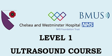 Chelsea & Westminster Level one ultrasound course tickets