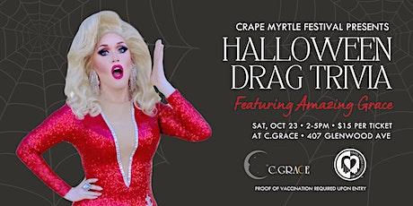 Halloween Drag Trivia tickets