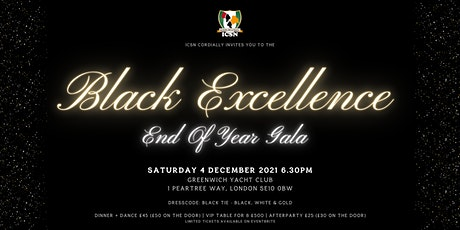 ICSN End Of Year Gala 2021 tickets