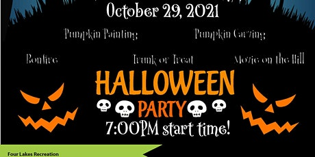 Halloween Pumpkin Painting and Carving tickets