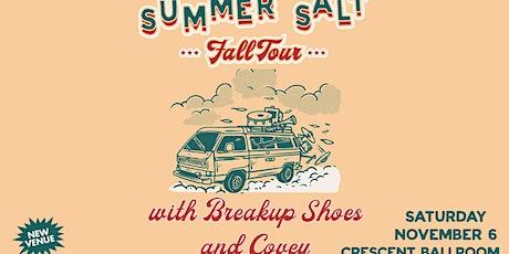 SUMMER SALT - MOVED TO CRESCENT BALLROOM tickets