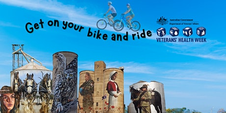 Cycle the Goorambat Silos & enjoy a BBQ on us for Veterans' Health Week tickets
