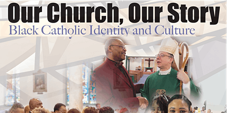 CDR | Office for Black Catholics Annual Retreat Nov. 5th-7th, 2021 tickets
