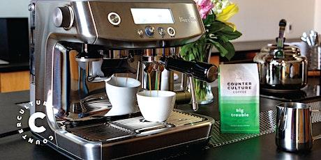 Espresso at Home - Apollo tickets