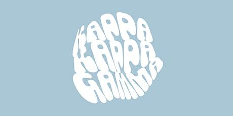 Kappa Kappa Gamma Philanthropy Gala 2021 tickets