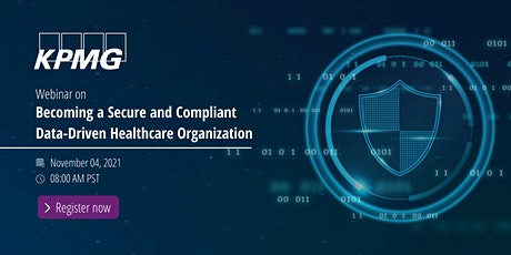 Becoming a Secure and Compliant Data-Driven Healthcare Organization tickets