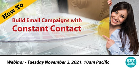 How to Build Your Email Campaigns using Constant Contact tickets