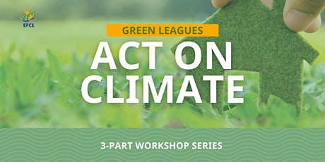 Green Leagues   Act on Climate tickets