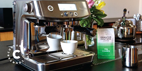 Espresso at Home - Iridescent tickets