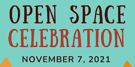Open Space Celebration tickets