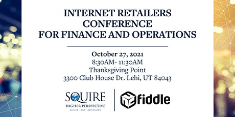 Internet Retailers Conference for Finance and Operations tickets