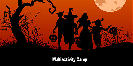 Halloween Multiactivity Camp tickets