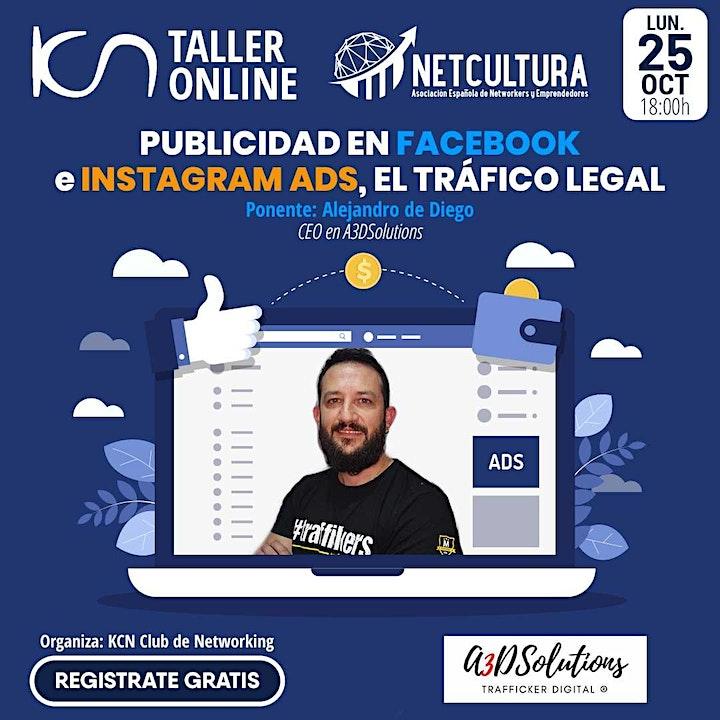 Imagen de Publicidad en Facebook e Instagram ADS, El Tráfico Legal