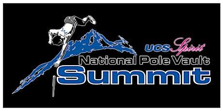 2022 National Pole Vault Summit tickets