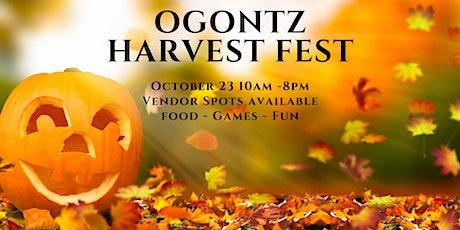 Ogontz Harvest Fest tickets