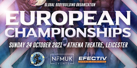 GBO EUROPEAN CHAMPIONSHIPS tickets