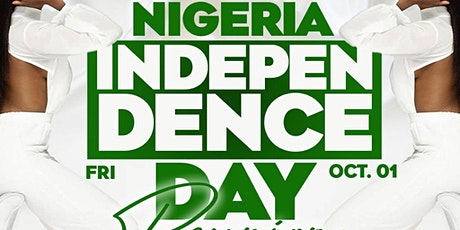 NIGERIAN INDEPENDENCE WEEKEND KICK-OFF AT O2 LOUNGE! tickets