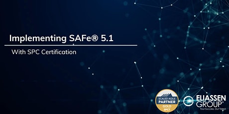 Implementing SAFe 5.1 with Certification Remote Delivery tickets