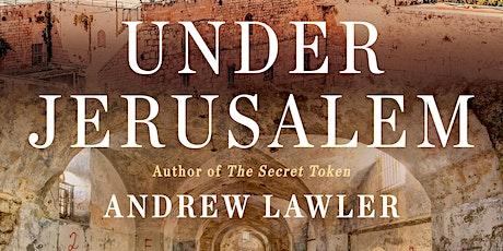 Under Jerusalem Book Release tickets