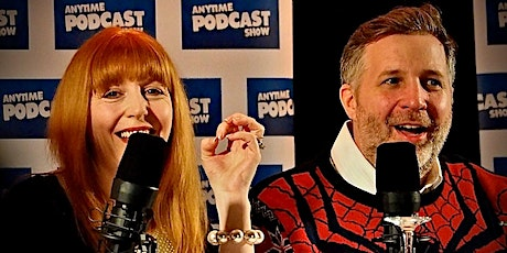 Yvette and Glen's Christmas Podcast Show tickets