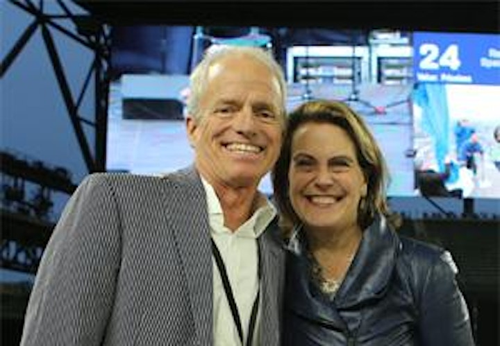 A Conversation About Philanthropy with Howard S. Wright and Kate Janeway image