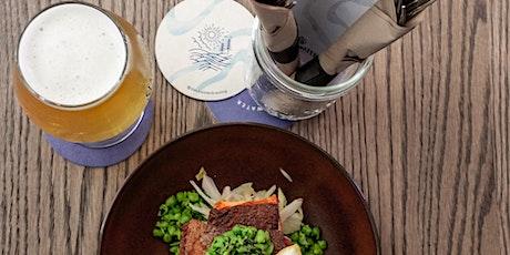 Slackwater X Craft Corner Kitchen Dinner Pairing tickets