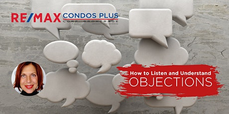 How to Listen and Understand Objections tickets
