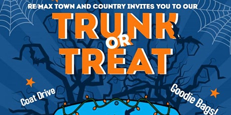 Trunk or Treat Halloween Celebration tickets