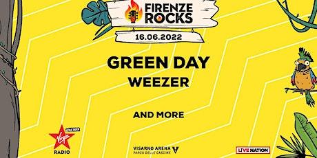 Green Day + more // Firenze Rocks 2022 biglietti
