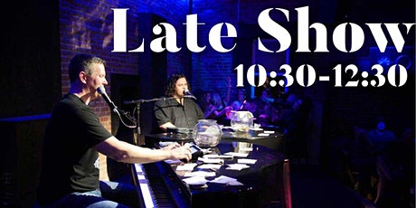 Live Music- Dueling Pianos Late Show at Top of Pelham, Newport R tickets