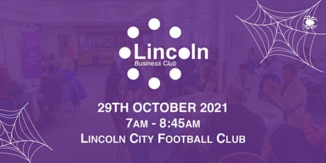 October Lincoln Business Club tickets