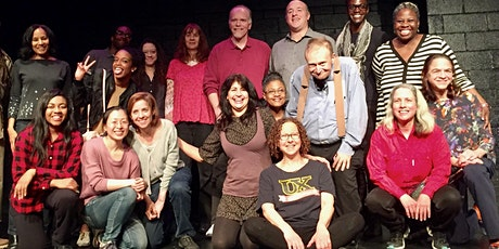 Improv for Everyone (Sponsored by LET'S LEARN! The World as Classroom) tickets