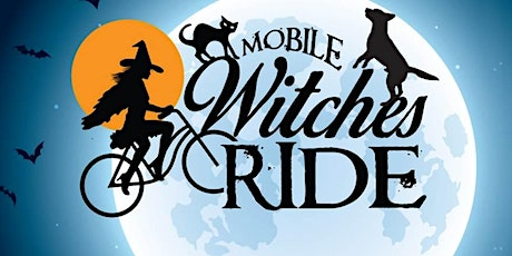 2021 Mobile Witches Ride tickets