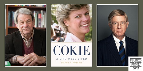 P&P Live! Steven V. Roberts   COKIE: A Life Well Lived with George Will tickets