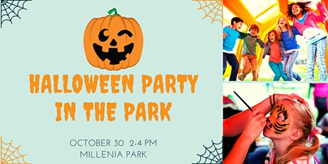 Halloween Party in the Park tickets