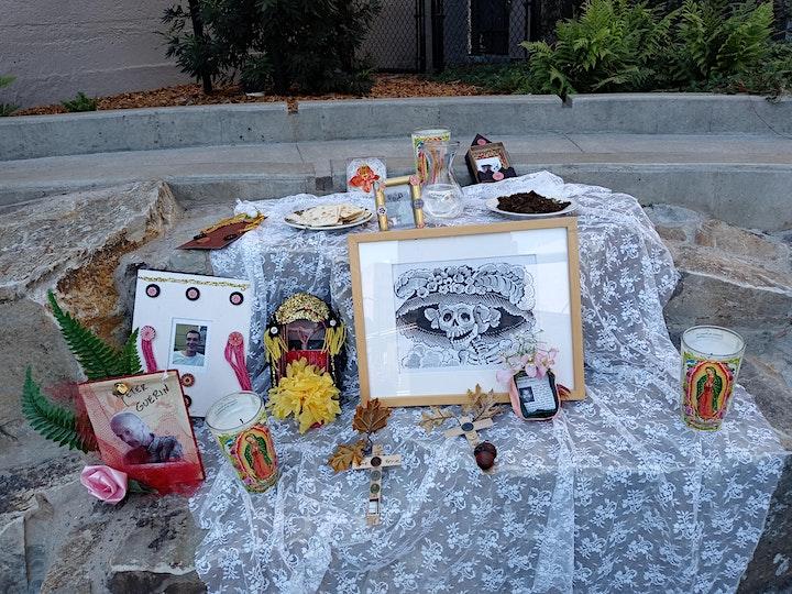 Tenderloin Neighborhood Day of the Dead Altar image