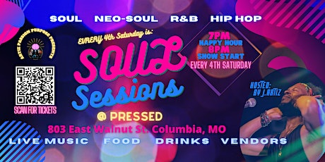 Soul Sessions COMO tickets